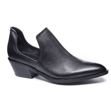 Focus Bootie Black-Chinese Laundry