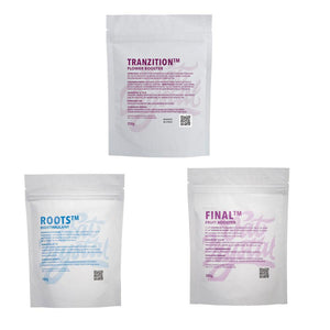 3-Pack™ - Ideal para super solo orgânico. No-Till Revolution. - Fatcrystal Organics