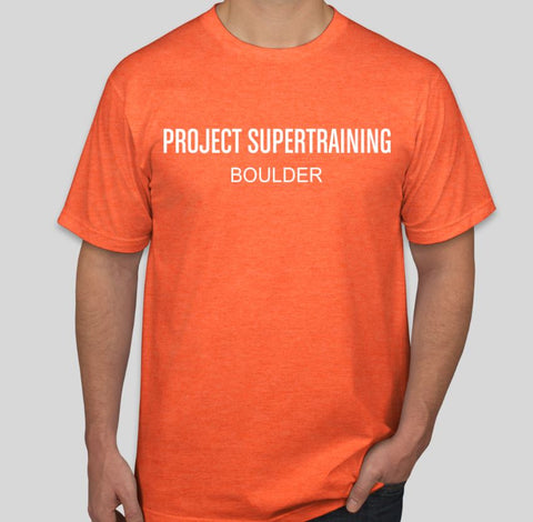 Supertraining Boulder T-Shirt