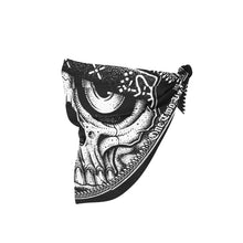 Load image into Gallery viewer, Skull Bandana