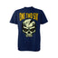 Graphix Skull T-Shirt (Navy)