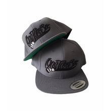 Load image into Gallery viewer, Baseball Logo SnapBack  (Grey)