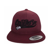 Load image into Gallery viewer, Baseball Logo SnapBack  (Maroon)