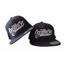 Load image into Gallery viewer, Baseball Logo SnapBack  (Navy)