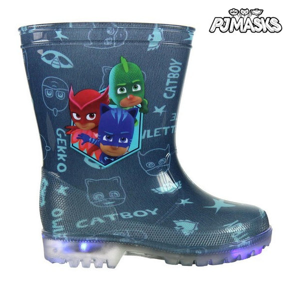 Children's Water Boots with LEDs PJ Masks 8941 (size 24)