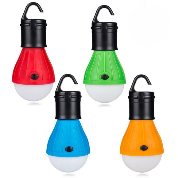 [collections] - Cheapapple.net Mini Portable Lantern Tent Light LED Bulb Emergency Lamp Waterproof Hanging Hook
