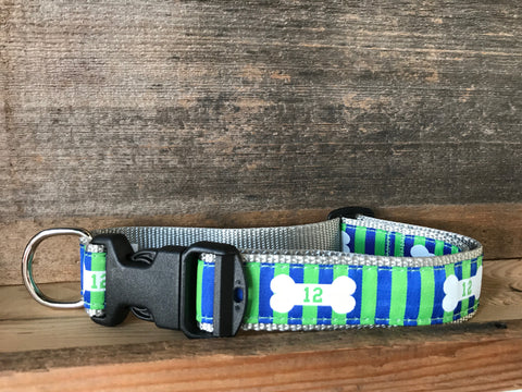 12th Dog Collar
