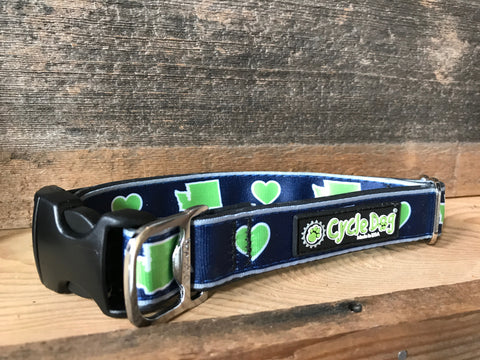 Cycle Dog Washington Love Collar