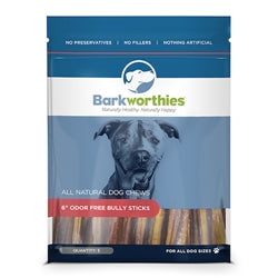 Odor Free Bully Sticks, 6""