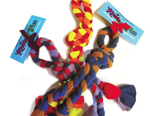 Knots of Fun Tug Toy