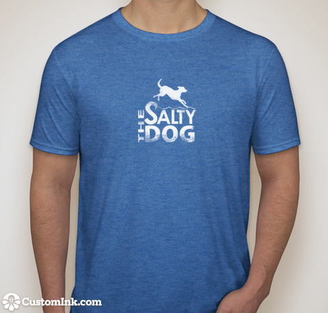 Salty Dog Shirt Adult