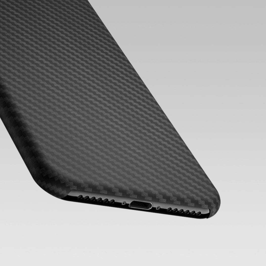 iphone xs carbon case