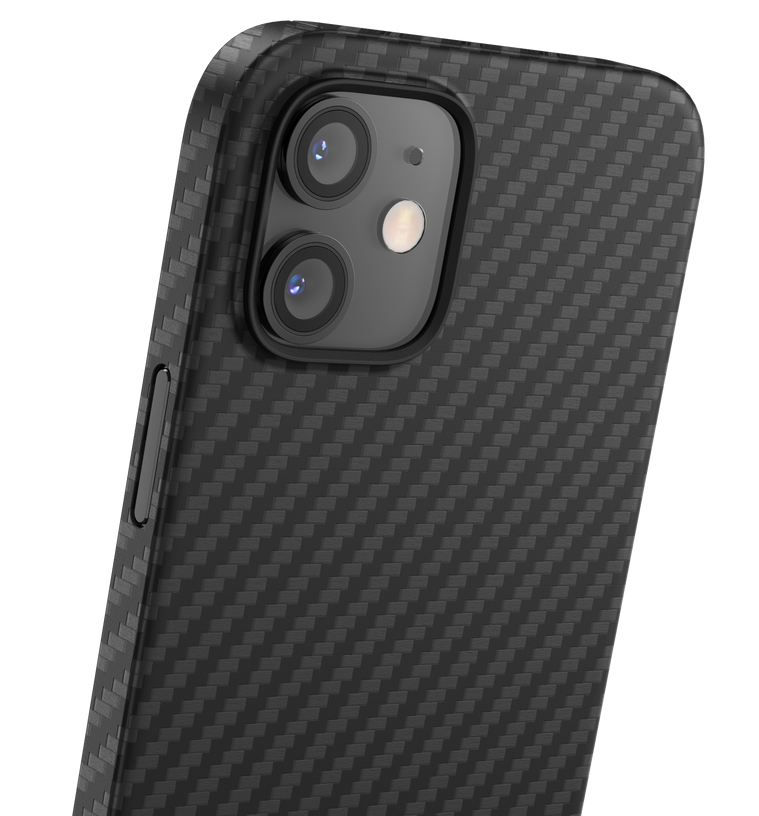 Aramid Fiber iPhone 12 Case