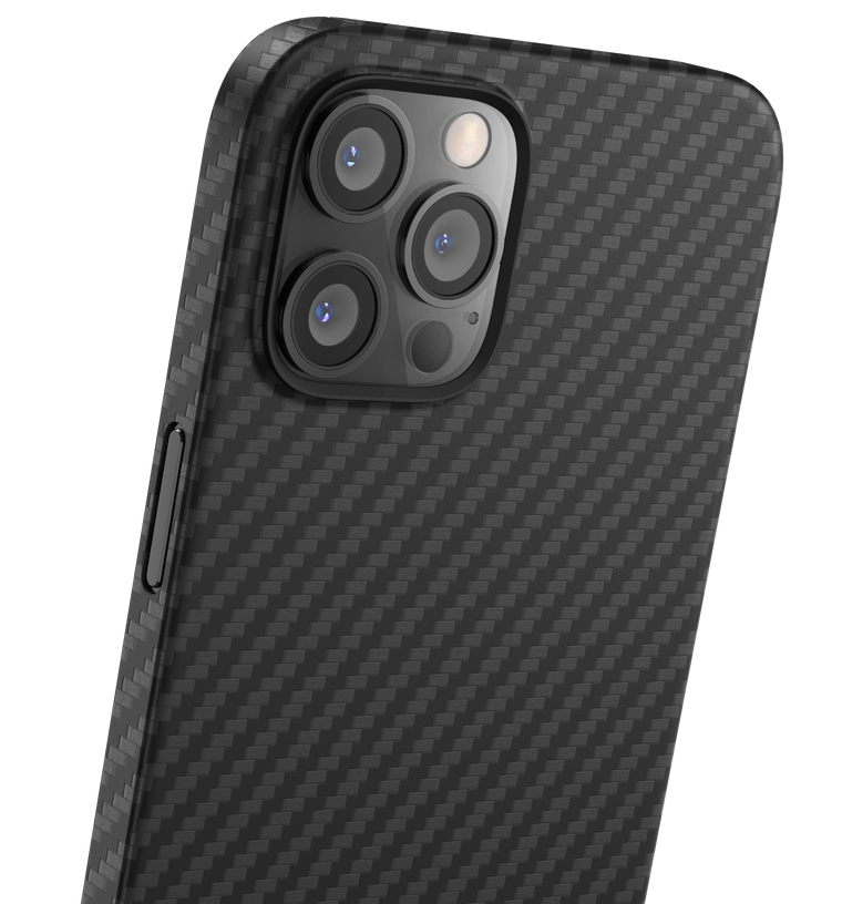Aramid Fiber iPhone 12 Pro Case