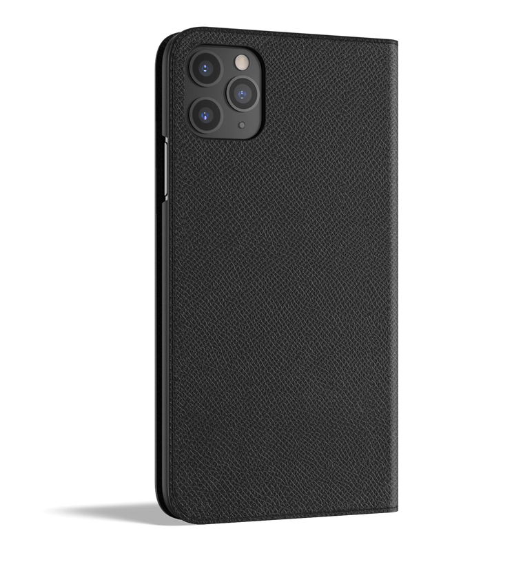 Leather iPhone 11 Pro Max Case - Folio Wallet
