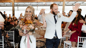 Real Wedding: Megan & Tex