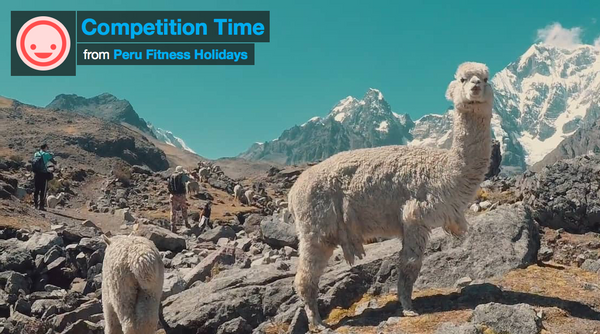 Competition Time - Win a 3 Day Andes Trek/Run for Two Worth Over $1200!