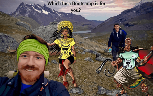 Which Inca Bootcamp is for you?