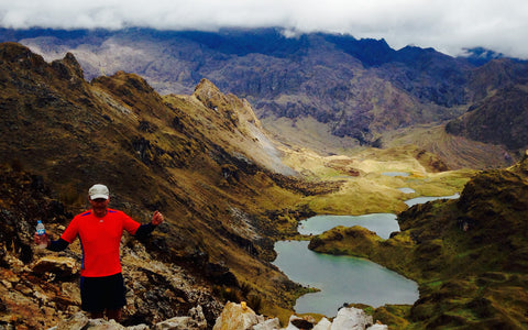 Pricing for our Peru Fitness Holidays