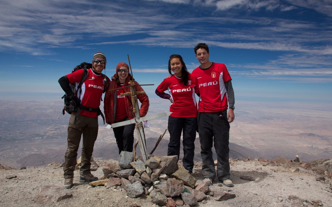 Meet the team who ensures Peru Fitness Holidays are the world leaders for Fitness Retreats.