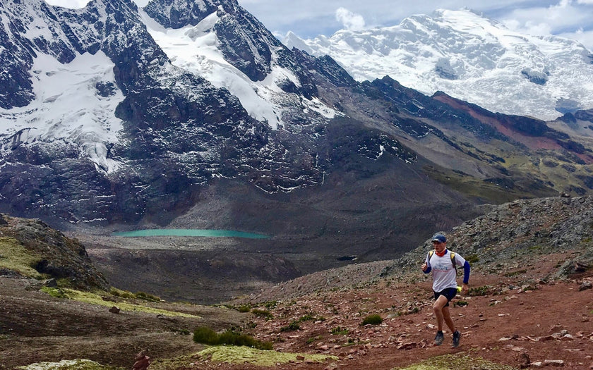 Run in incredible scenery on one of our running holidays in Peru