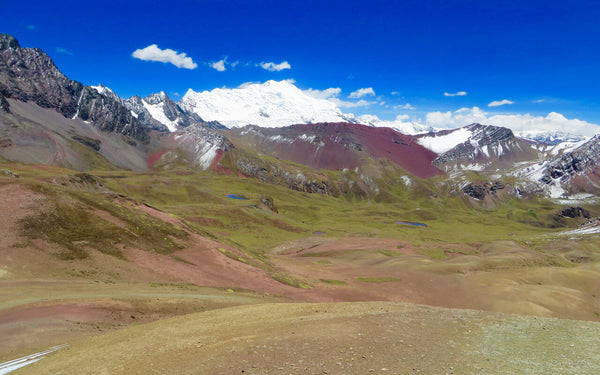 Private running tours, rainbow mountain Cusco
