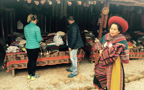 Discover Chinchero the home of the rainbow