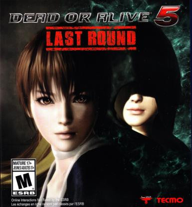 DEAD OR ALIVE 5 Last Round Steam Key