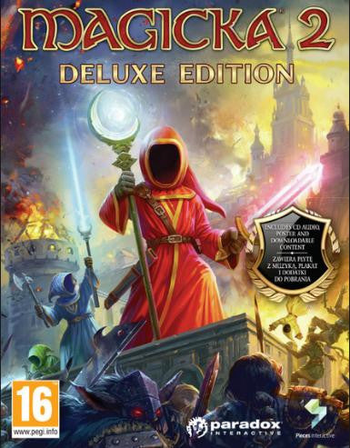 Magicka 2 (Deluxe Edition) Steam Key