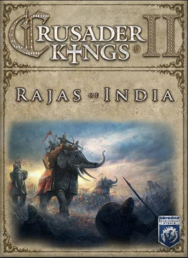 Crusader Kings II - Rajas of India (DLC) Steam Key