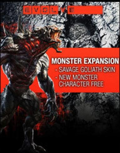 Evolve (incl. Monster Expansion Pack) Steam Key