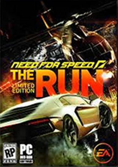 Need for Speed: The Run (Limited Edition) Origin Code