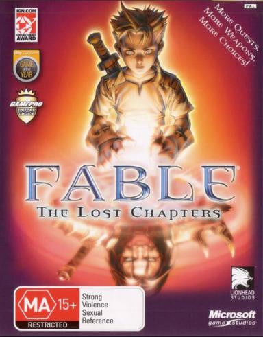 Fable: The Lost Chapters Steam Key