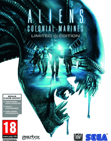 Aliens: Colonial Marines (Limited Edition) Steam Key