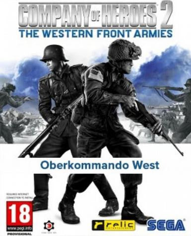 Company of Heroes 2: The Western Front Armies - Oberkommando West (DLC) Steam Key