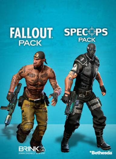 Brink - SpecOps Combo Pack (DLC) Steam Key