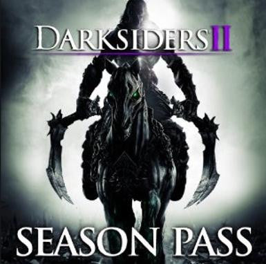 Darksiders 2 - Season Pass (DLC) Steam Key