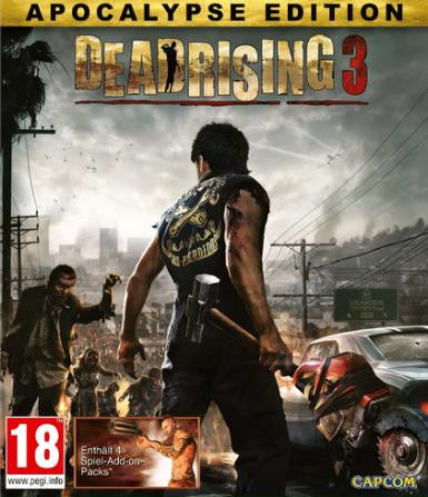 Dead Rising 3 (Apocalypse Edition) (uncut) Steam Key