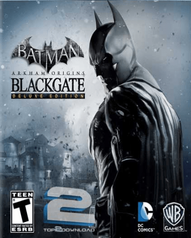 Batman: Arkham Origins - Blackgate (Deluxe Edition) Steam Key