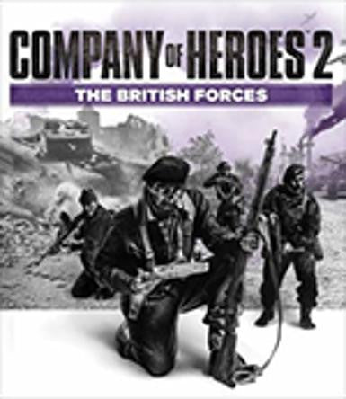 Company of Heroes 2: The British Forces Steam Key