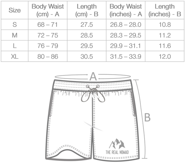 Spring Mist - Women's Beach Shorts