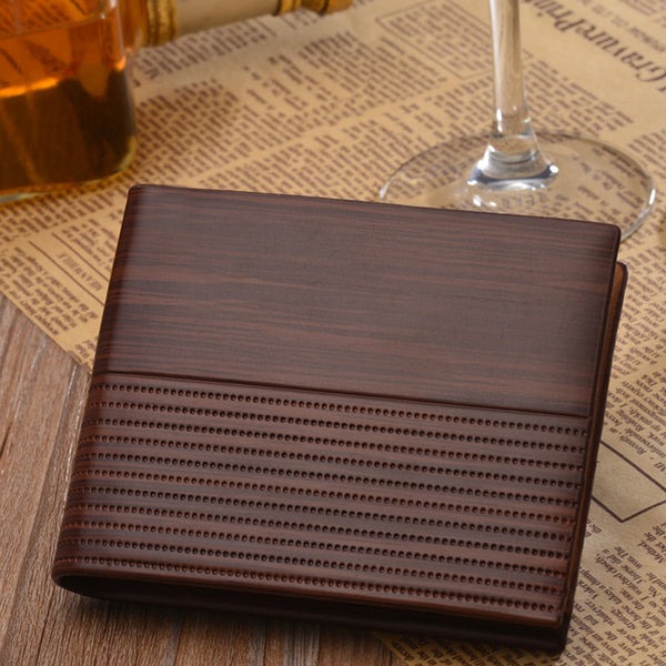 Elegant Leather Wallet for Men