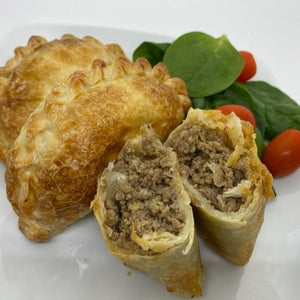 Beef Kids' empanadas parbaked x6 or x12