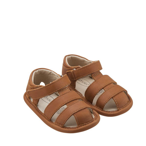 SANDAY SANDAL TAN צעד ראשון