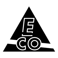 EXIST (Co) Apparel triangle logo
