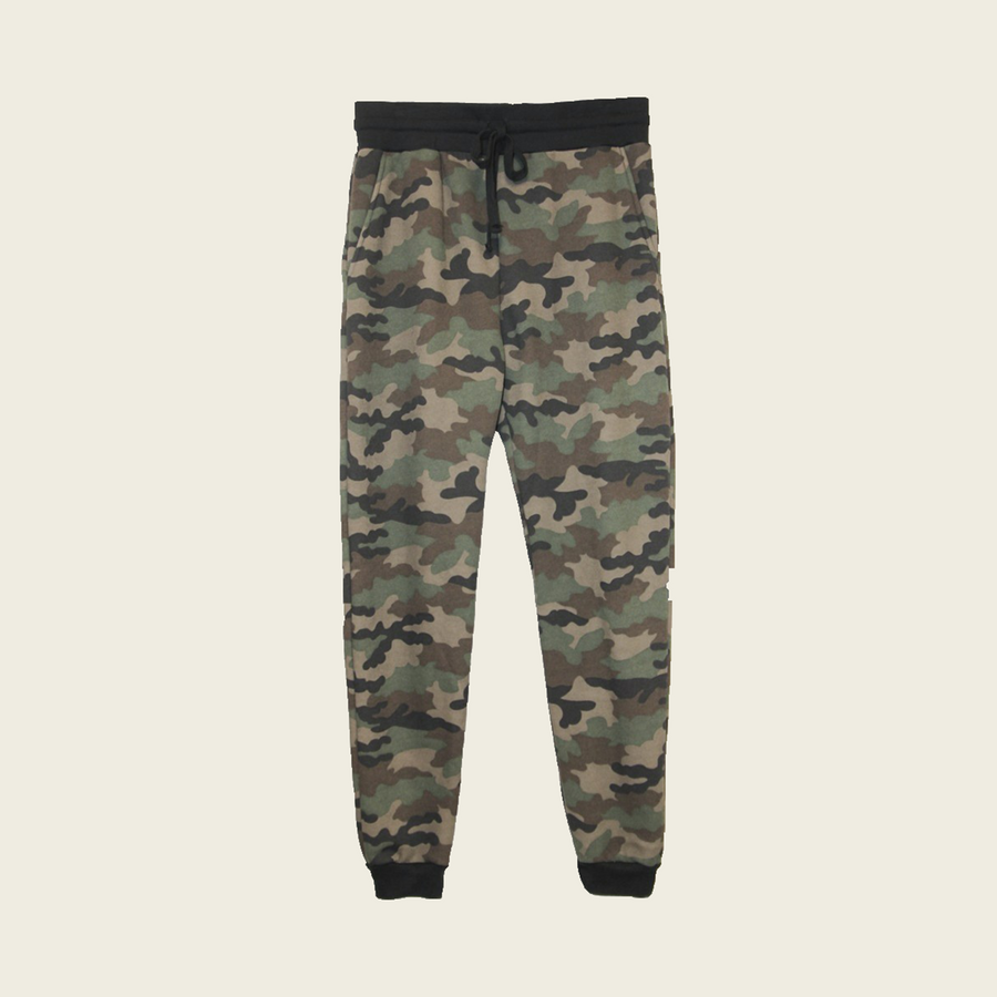 CAMO Joggers by EXIST (Co) Apparel