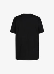 Hood Couture Original Logo T-shirt in Black