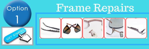 eyeglass and sunglass repair