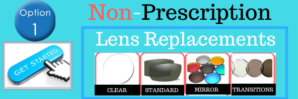 eyeglass and sunglass lenses