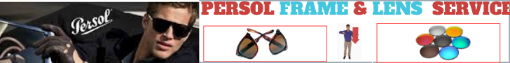 persol frame and lens replacement center
